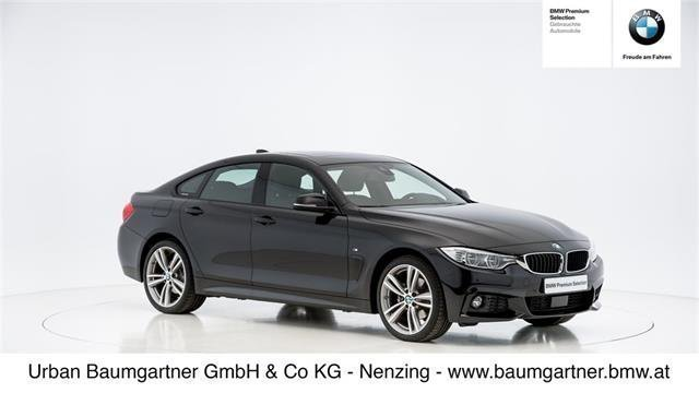 verkauft bmw 420 gran coup 4er reihe gebraucht 2016 km in nenzing. Black Bedroom Furniture Sets. Home Design Ideas