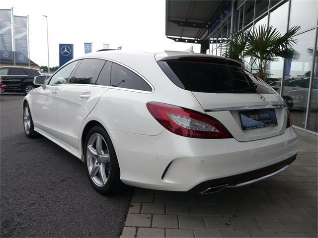 gebraucht cdi shooting brake 4matic aut mercedes cls350 shooting brake 2014 km in. Black Bedroom Furniture Sets. Home Design Ideas