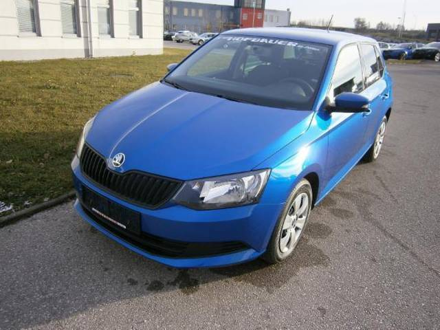 verkauft skoda fabia active 1 0 gebraucht 2016 km in st p lten. Black Bedroom Furniture Sets. Home Design Ideas