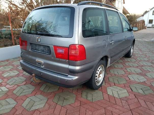 verkauft seat alhambra 4 motion allrad gebraucht 2003 km in steyr land. Black Bedroom Furniture Sets. Home Design Ideas