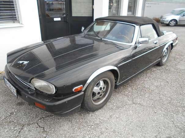 verkauft jaguar xjs xj sc v12 cabrio a gebraucht 1988 km in kremsm nster. Black Bedroom Furniture Sets. Home Design Ideas