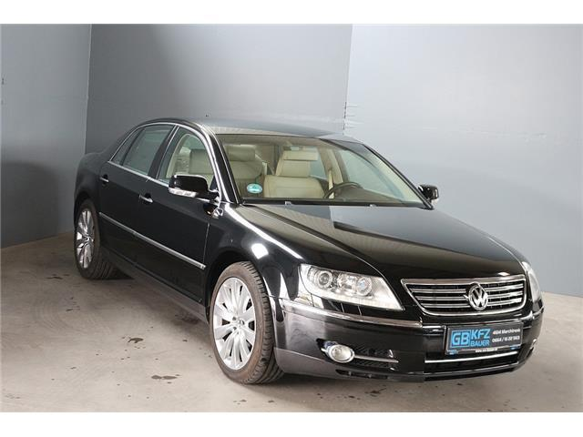 verkauft vw phaeton v6 tdi d pf 4motion gebraucht 2010. Black Bedroom Furniture Sets. Home Design Ideas