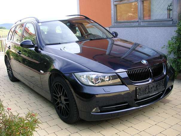 gebraucht 3er reihe kombi allrad diesel e91 touring ster bmw 330 2005 km in neufurth. Black Bedroom Furniture Sets. Home Design Ideas