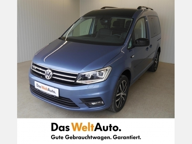 verkauft vw caddy edition 35 tdi 4moti gebraucht 2017 km in horn. Black Bedroom Furniture Sets. Home Design Ideas