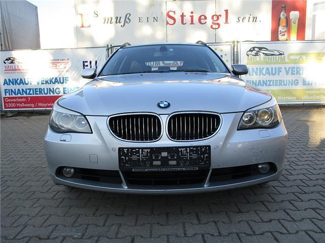 verkauft bmw 530 5er reihe d touring f gebraucht 2006 km in hallwang. Black Bedroom Furniture Sets. Home Design Ideas
