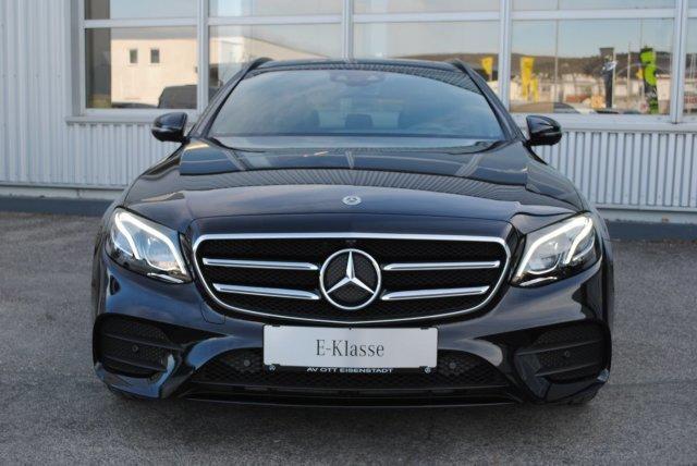 Kaufe Den Mercedes E220 20 Benzin 194 Ps 2018 In Eisenstadt