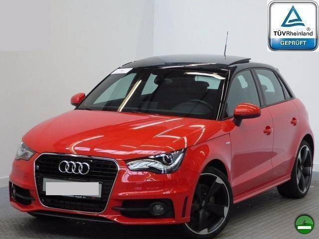 verkauft audi a1 sportback 1 4 tfsi sp gebraucht 2013. Black Bedroom Furniture Sets. Home Design Ideas