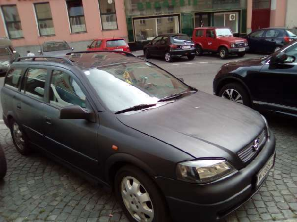 verkauft opel astra astra g dti kombi gebraucht 1999 km in wien. Black Bedroom Furniture Sets. Home Design Ideas