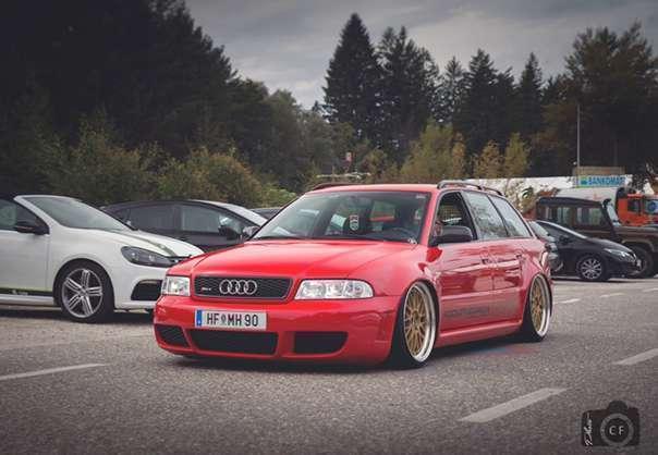 Verkauft Audi A4 Rs4 B5 Kombi Family Gebraucht 2000 165000 Km