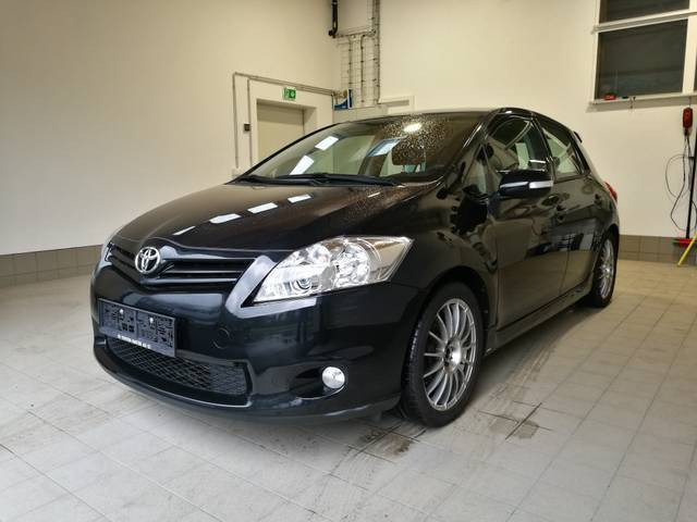 verkauft toyota auris 1 6 valvematic h gebraucht 2010 km in au. Black Bedroom Furniture Sets. Home Design Ideas