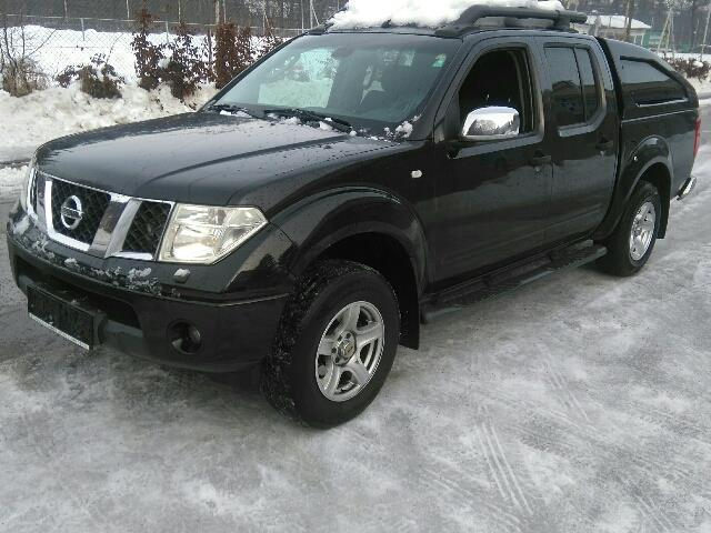verkauft nissan pathfinder 2 5 dci xe gebraucht 2006 km in sillian. Black Bedroom Furniture Sets. Home Design Ideas