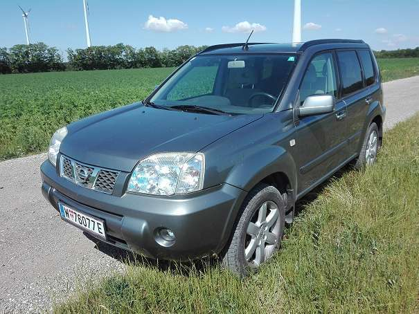 verkauft nissan x trail 2 2 dci columb gebraucht 2006 km in wien. Black Bedroom Furniture Sets. Home Design Ideas