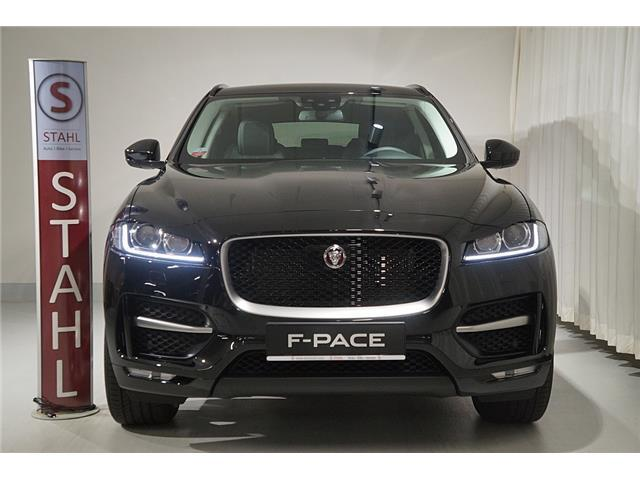 verkauft jaguar f-pace 20d awd r-sport., gebraucht 2017, 4.000 km in