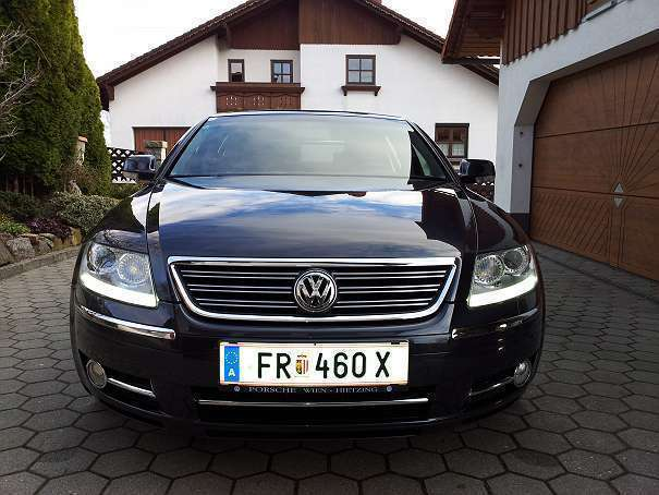 verkauft vw phaeton v6 tdi d pf 4motio gebraucht 2008. Black Bedroom Furniture Sets. Home Design Ideas