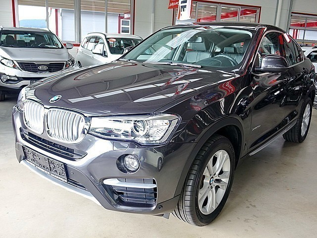 verkauft bmw x4 xdrive 20d xline aut gebraucht 2016 km in fohnsdorf. Black Bedroom Furniture Sets. Home Design Ideas