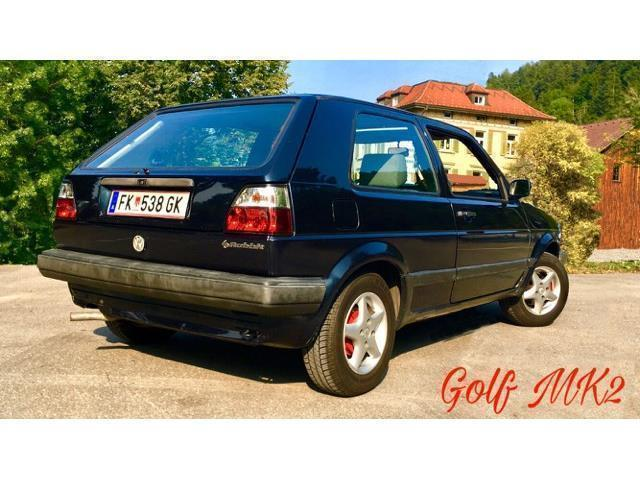 verkauft vw golf cl gebraucht 1988 km in. Black Bedroom Furniture Sets. Home Design Ideas