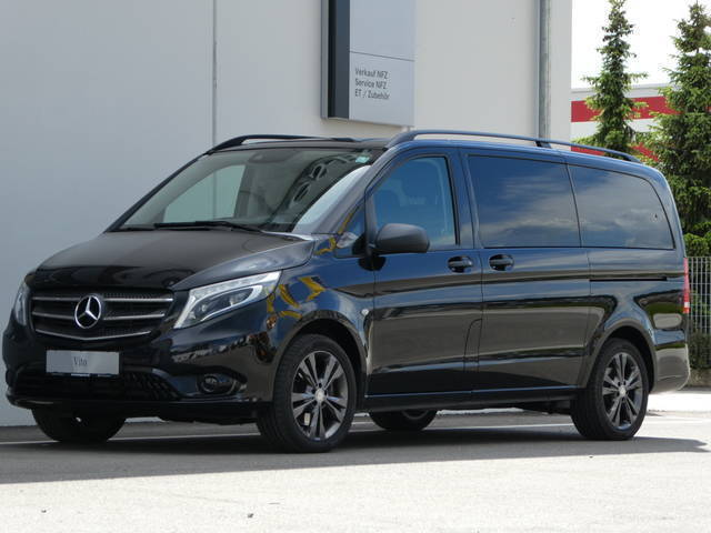 verkauft mercedes vito tourer select 1 gebraucht 2016 km in grafenstein. Black Bedroom Furniture Sets. Home Design Ideas