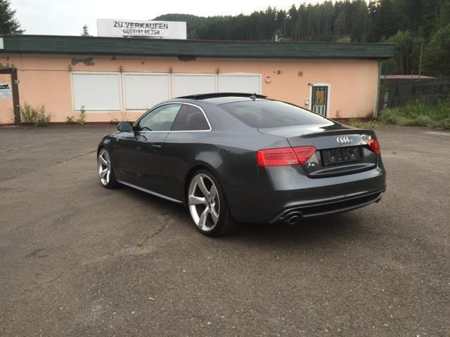 verkauft audi a5 coup 3 0 tdi quattro gebraucht 2012. Black Bedroom Furniture Sets. Home Design Ideas