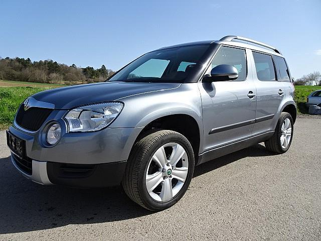 verkauft skoda yeti 4x4 elegance 2 0 t gebraucht 2012. Black Bedroom Furniture Sets. Home Design Ideas