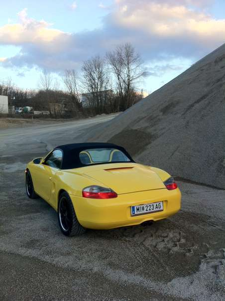 verkauft porsche boxster 2 5 cabrio gebraucht 1997 km in wolkersdorf im we. Black Bedroom Furniture Sets. Home Design Ideas