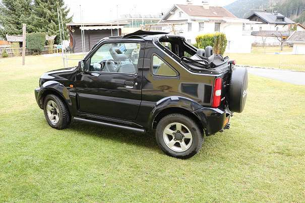 verkauft suzuki jimny cabrio sondermod gebraucht 2008 km in inzing. Black Bedroom Furniture Sets. Home Design Ideas