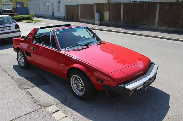 gebraucht fiat x 1 9 1978 km in tulln autouncle. Black Bedroom Furniture Sets. Home Design Ideas