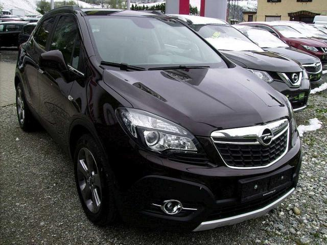 verkauft opel mokka 1 4 turbo ecotec c gebraucht 2014 km in st johann. Black Bedroom Furniture Sets. Home Design Ideas