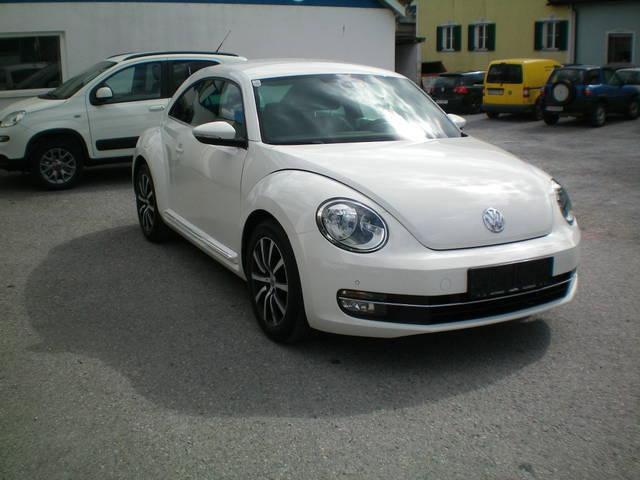 verkauft vw beetle 1 2 tsi design gebraucht 2012 km in gleisdorf. Black Bedroom Furniture Sets. Home Design Ideas