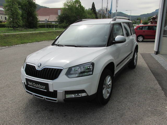 verkauft skoda yeti 2 0 tdi scr 4x4 ac gebraucht 2016. Black Bedroom Furniture Sets. Home Design Ideas