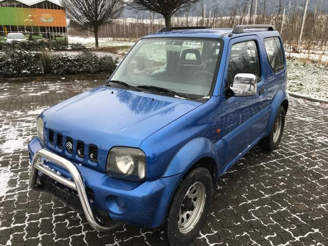 verkauft suzuki jimny vx gebraucht 2000 km in hall in tirol. Black Bedroom Furniture Sets. Home Design Ideas
