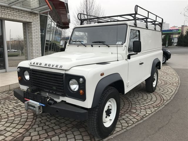 verkauft land rover defender 110 hcpu gebraucht 2008. Black Bedroom Furniture Sets. Home Design Ideas
