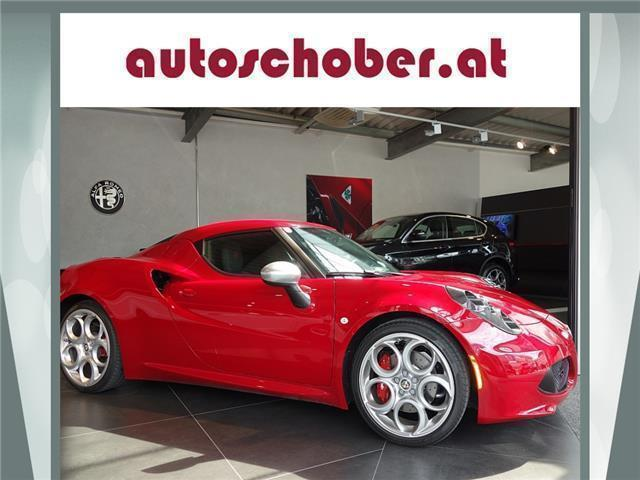 gebraucht sportwagen coup alfa romeo 4c 2015 km in bischofshofen. Black Bedroom Furniture Sets. Home Design Ideas