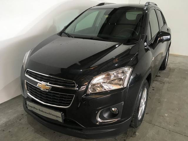 verkauft chevrolet trax 1 4t ls gebraucht 2014 km in freistadt. Black Bedroom Furniture Sets. Home Design Ideas