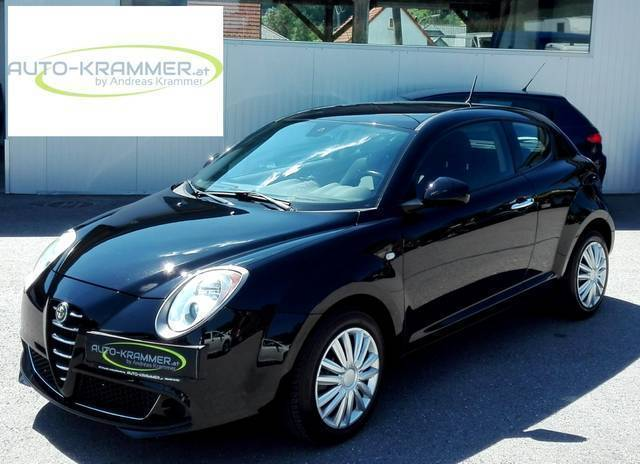 verkauft alfa romeo mito alfa1 4 16v j gebraucht 2008 km in heiligenkreuz w. Black Bedroom Furniture Sets. Home Design Ideas