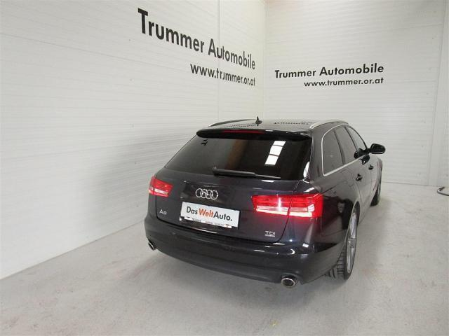 verkauft audi a6 avant 3 0 tdi clean d gebraucht 2012 km in feldbach. Black Bedroom Furniture Sets. Home Design Ideas