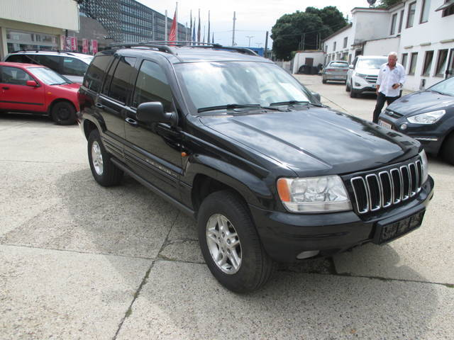 verkauft jeep grand cherokee limited 2 gebraucht 2001 km in wien. Black Bedroom Furniture Sets. Home Design Ideas
