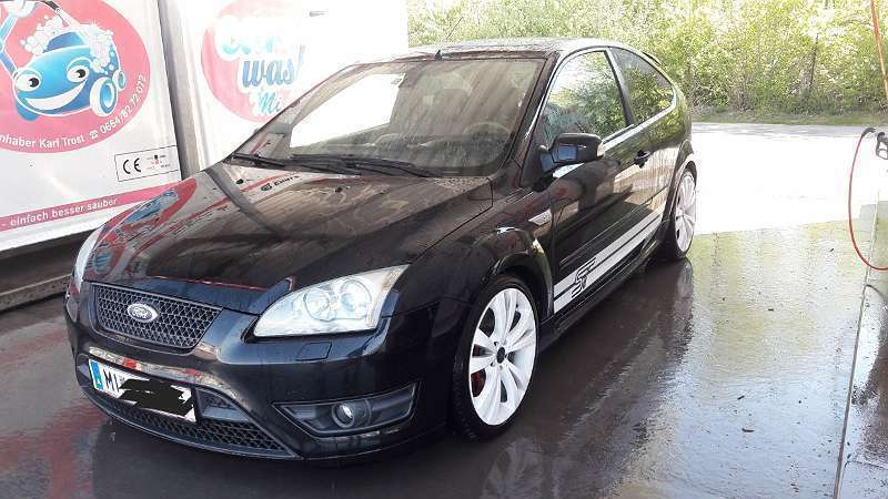 Ford Focus St 5 Zylinder Turbo Sportwagen Coupe