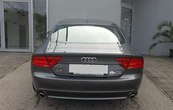 verkauft audi a7 sportback 3 0 tdi qua gebraucht 2011 km in wels. Black Bedroom Furniture Sets. Home Design Ideas