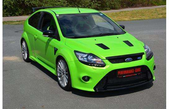 verkauft ford focus coup rs 2 5 limou gebraucht 2009. Black Bedroom Furniture Sets. Home Design Ideas