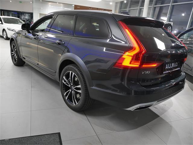 verkauft volvo v90 cc d5 awd geartr p gebraucht 2018 0. Black Bedroom Furniture Sets. Home Design Ideas
