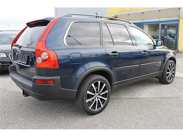 verkauft volvo xc90 d5 geartronic awd gebraucht 2004 km in villach zauchen. Black Bedroom Furniture Sets. Home Design Ideas