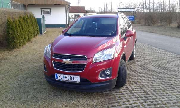 verkauft chevrolet trax diesel 1 7 lit gebraucht 2013 km in hollabrunn. Black Bedroom Furniture Sets. Home Design Ideas