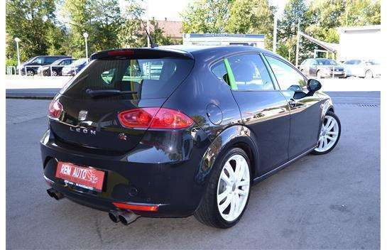 verkauft seat leon fr 1 8 tsi xenon sp gebraucht 2010 km in st veit glan. Black Bedroom Furniture Sets. Home Design Ideas