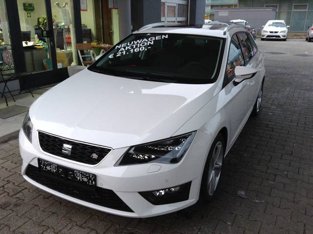 verkauft seat leon st fr 1 4 tsi start gebraucht 2016 15 km in klagenfurt. Black Bedroom Furniture Sets. Home Design Ideas