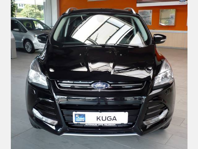 verkauft ford kuga 2 0 tdci titanium gebraucht 2016 km in feldbach. Black Bedroom Furniture Sets. Home Design Ideas