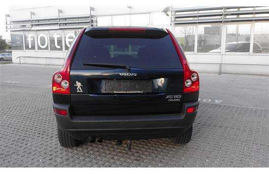 verkauft volvo xc90 d5 geartronic awd gebraucht 2003 km in theresienfeld. Black Bedroom Furniture Sets. Home Design Ideas