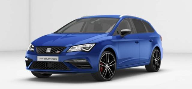 verkauft seat leon kombi cupra 300 tsi gebraucht 2017 7. Black Bedroom Furniture Sets. Home Design Ideas