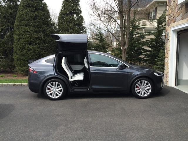Gebraucht P100d Tesla Model X 2017 Km 30 900 In Andelsbuch