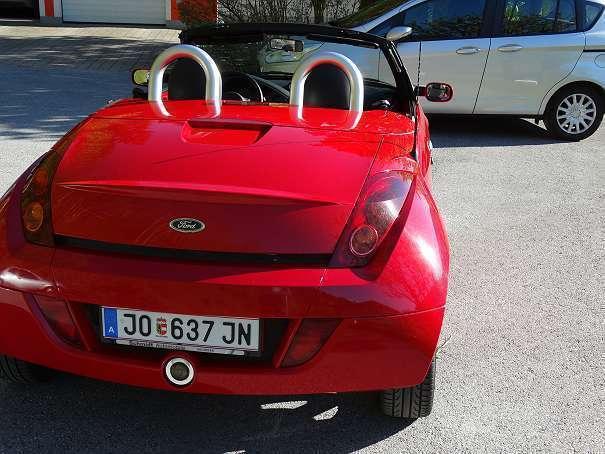 verkauft ford streetka ka cabrio roa gebraucht 2004 km in bischofshofen. Black Bedroom Furniture Sets. Home Design Ideas