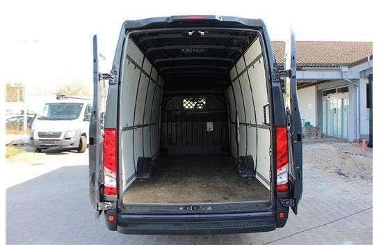 Mercedes Benz Sprinter Oder Iveco Daily Bis   T Lang